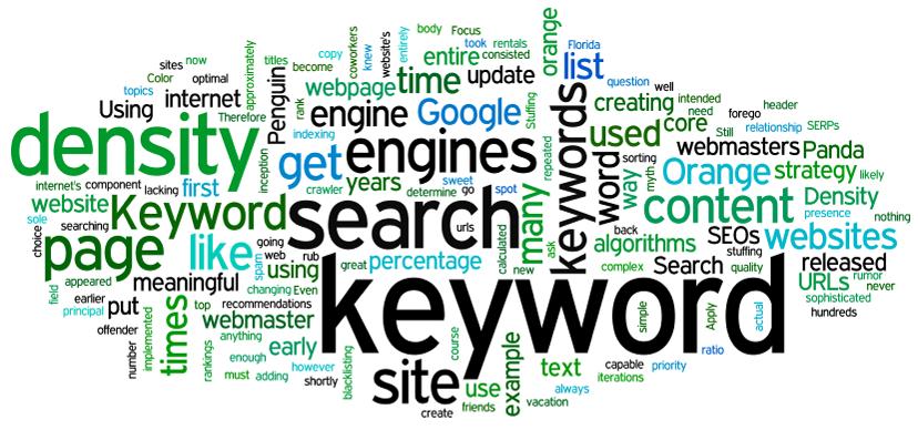 Cómo calcular la densidad de palabras clave
