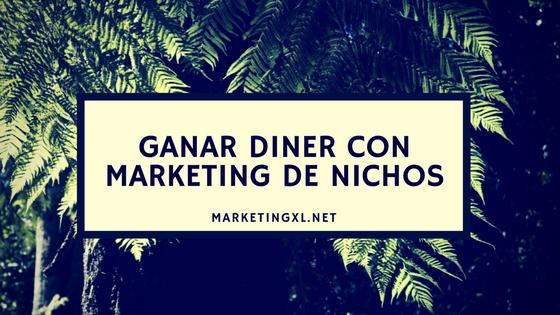 Cómo conseguir ingresos pasivos con marketing con nichos